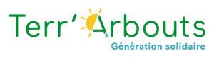 Le logotype du projet Terr'Arbouts dans les Landes